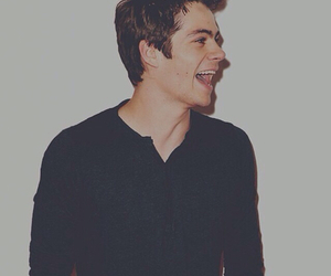 smile, stiles, and dylan o brien image