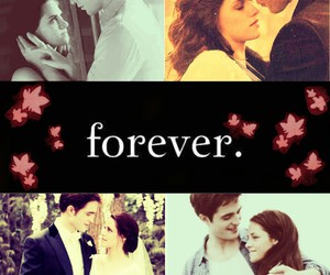 bella and edward, twilight, and breaking dawn image