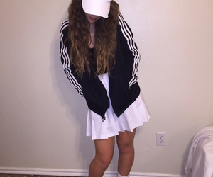 adidas, air force, and american apparel image