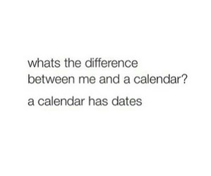 date and funny image