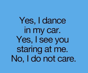 car, dancing, and funny image
