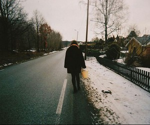 cold, photography, and town image