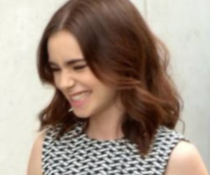 icon and lily collins image