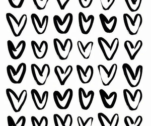 hearts, love, and wallpaper image