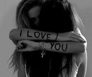 love, friends, and I Love You image
