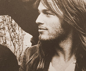 Pink Floyd, 70s, and david gilmour image