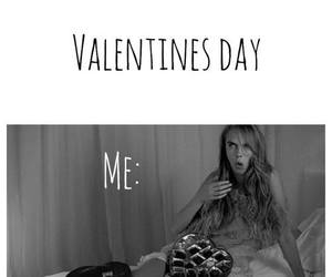 valentines day, funny, and me image