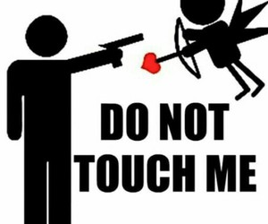 love, cupid, and funny image