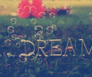 bubles and Dream image