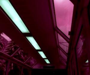 dark, header, and pink image