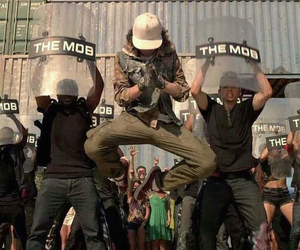 moose, dance, and step up image