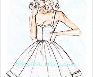 art, drawing, and hayden williams image