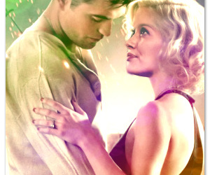 robert pattinson, water for elephants, and movie image