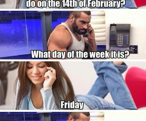 funny, gym, and friday image