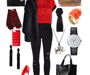 bags, black, and classy image