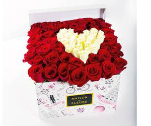 flowers, love, and romantic image