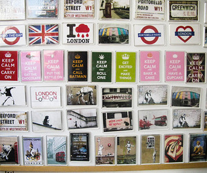 abbey road, mind the gap, and postcards image