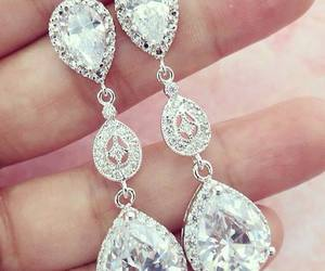 fashion, luxury, and diamond image