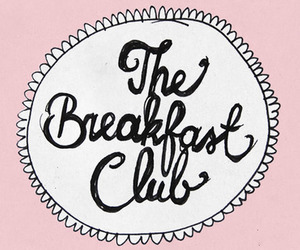 The Breakfast Club, movie, and pink image