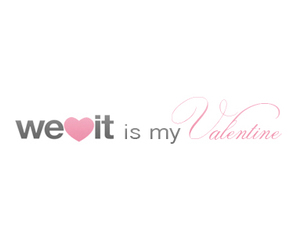 pink and valentine image