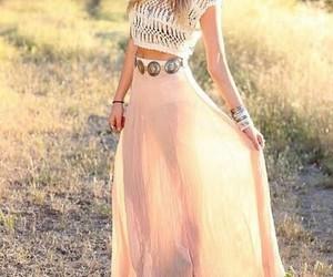 fashion, pretty, and skirt image