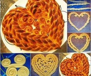 delicious, heart, and idea image