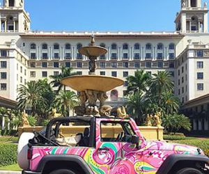 jeep, preppy, and lilly pulitzer image