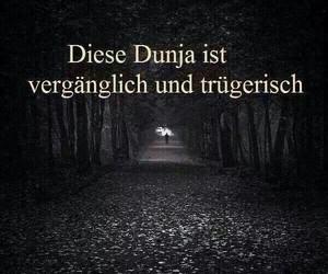 dunja, vergänglich, and trügerisch image