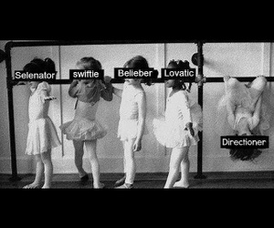 directioner, one direction, and belieber image