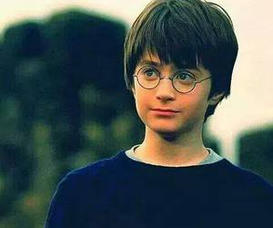 harry potter, daniel radcliffe, and harry image