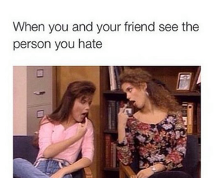 funny, friends, and me image