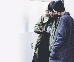 exo, chanyeol, and bias image