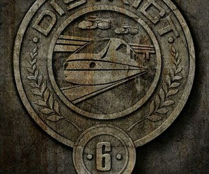 district 6, the hunger games, and hunger games image