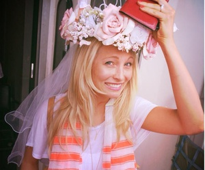 candice accola and tvd image