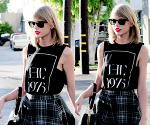 Taylor Swift, beautiful, and the 1975 image