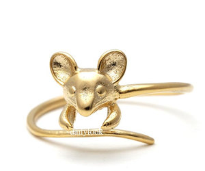 cute ring, animal ring, and stretch ring image