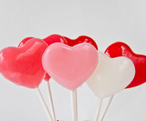 beautiful, candy, and heart image