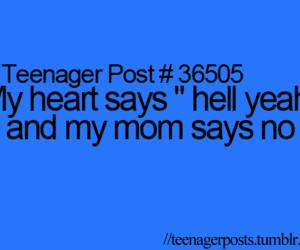 mom, heart, and no image