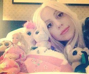 Lady gaga, barbie, and gaga image