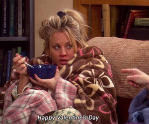 Valentine's Day, penny, and valentine image