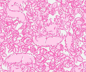 background, girly, and wallpaper image