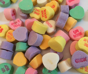 hearts, sweet, and Valentine's Day image