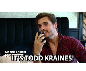 funny, scott disick, and kuwtk image