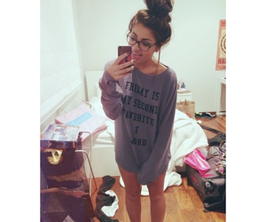 andrea russett and girl image