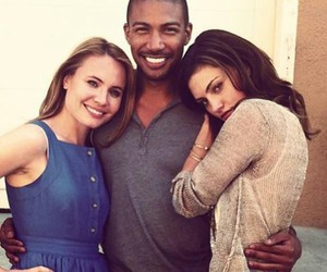 camille, marcel, and hayley image