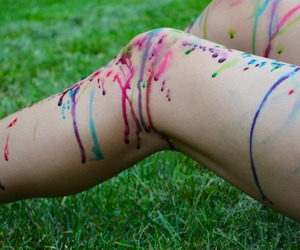 colors and legs image
