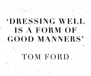 fashion, good, and quote image