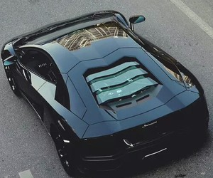 car, style, and black image