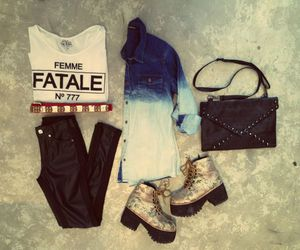 outfit, teen, and cool image
