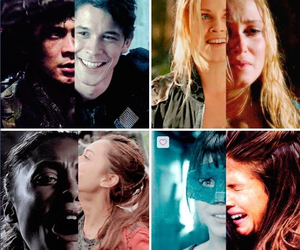 the hundred, the100, and clarke griffin image